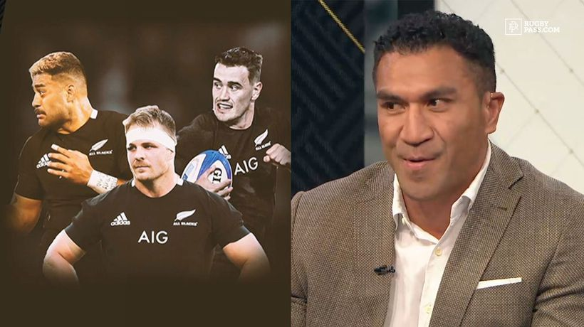 How New Players Were Brought Into The All Blacks In 2020 | The Breakdown | Healthspan Elite Fan's Vo