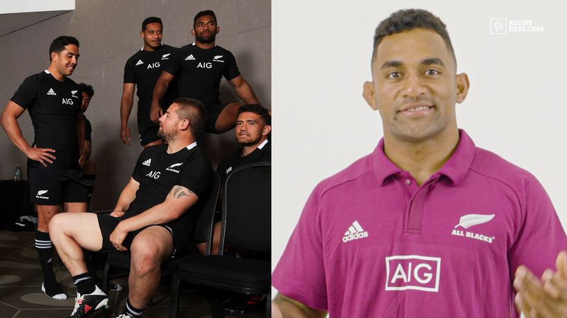 The All Blacks Reveal What Their Teammates Are Like And Their Toughest Ever Opponents | RugbyPass |
