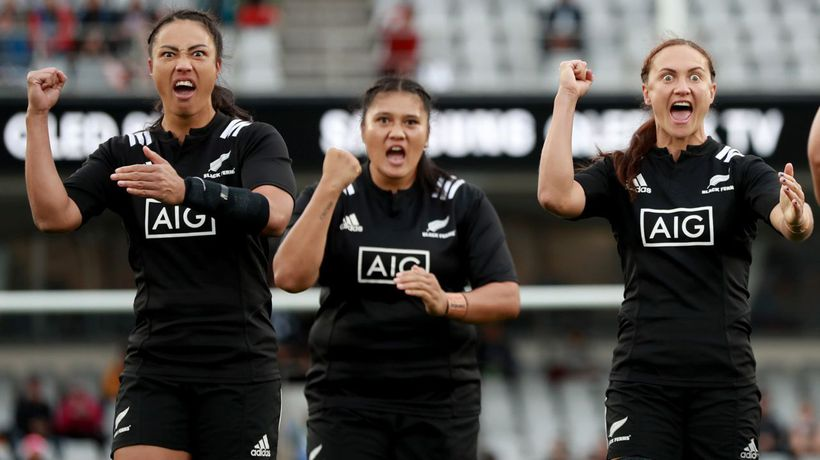 The strong culture that binds the Black Ferns together | Healthspan Elite