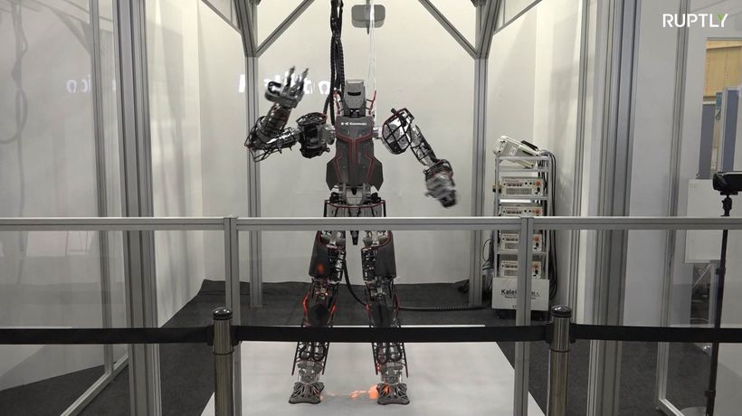 Get a glimpse into the future at the World Robots Summit
