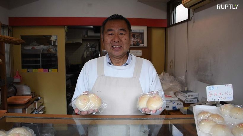 BREAST of both! Get your hands on boob bread in Japan