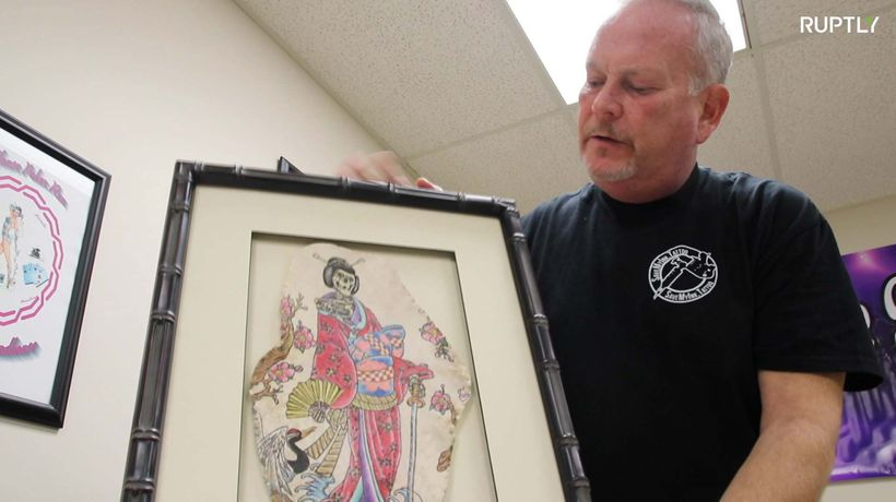 This business lets you preserve tattoos of deceased loved ones