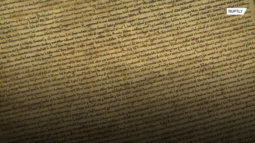Magna Carta returns to display at Salisbury Cathedral after theft attempt