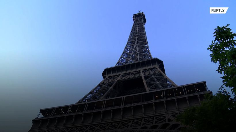 Paris celebrates Eiffel Tower's 130th birthday