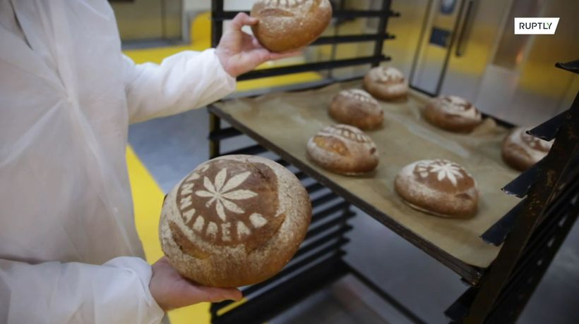 Baked, for real - Europe's first cannabis bread hits Belgian retailers