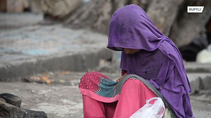 Food shortages caused by COVID-19 lockdown threaten vulnerable children in Afghanistan