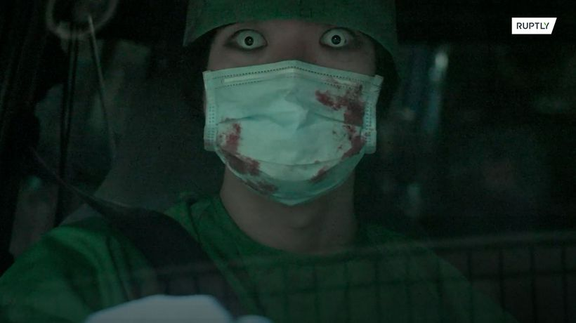 Tokyo's new delivery service brings horror to your home amid pandemic
