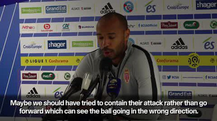 Henry tries to stay positive after defeat on managerial debut