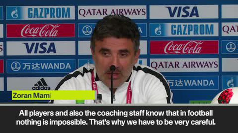 Zoran Mamic and Ismail Ahmed talk about Al Ain's chances at the FIFA Club World Cup