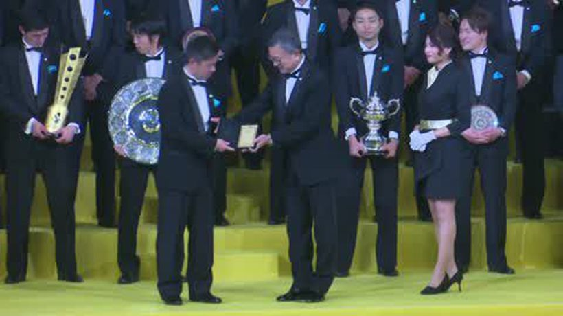 Reigning champions Kawasaki Frontale dominate 2018 J-League awards