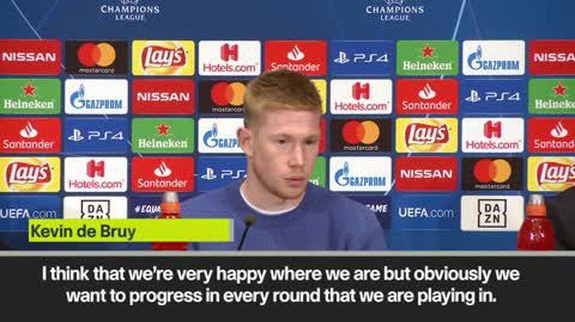 'Quadruple nearly impossible' De Bruyne