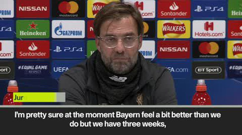 'Not perfect but good enough' Klopp