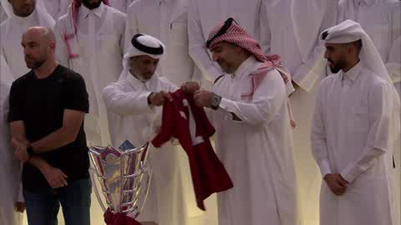 'Next step, Copa America' Qatar celebrate Asian Cup triumph