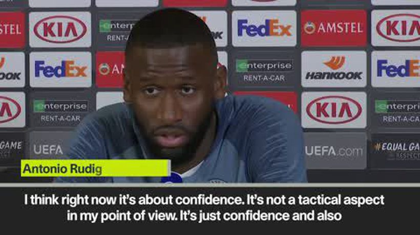 'That will show the truth' Rudiger on game vs Man City