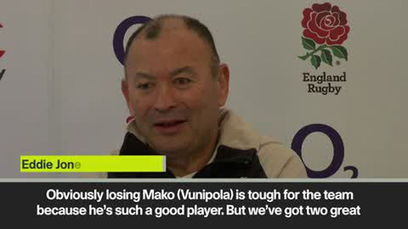 'We'll spoil the party' Eddie Jones on Wales game