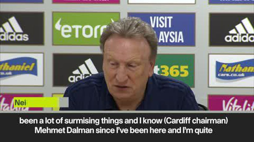 'Mistakes were made' Nantes dispute discussed by Warnock