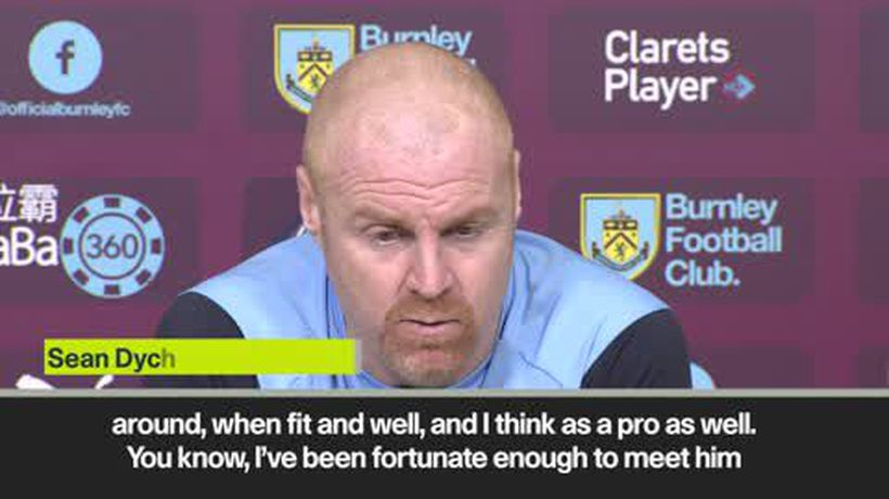 'Spurs title tilt not all on Kane' - Dyche