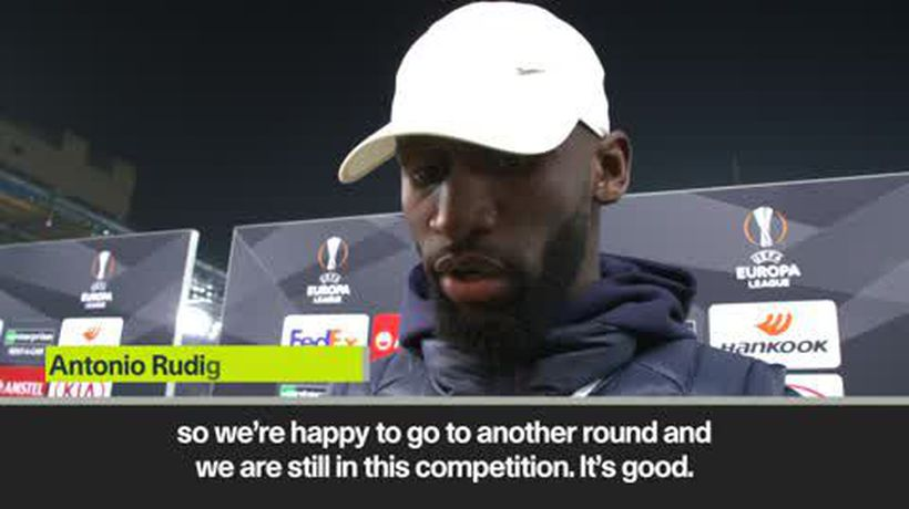 Rudiger admits Sarri is under pressure despite Chelsea win