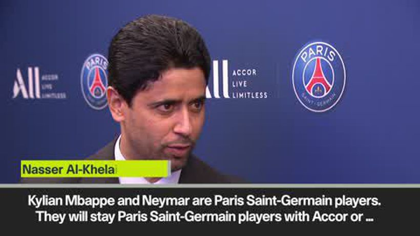 """We are not worried"" - PSG president Al-Khelaifi on Financial Fair Play"