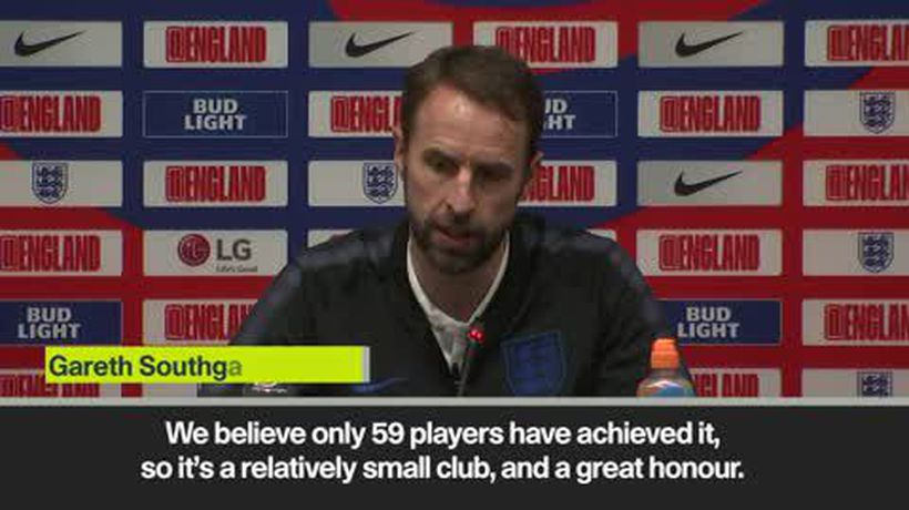 Southgate hails 'underappreciated' Henderson ahead of his 50th cap