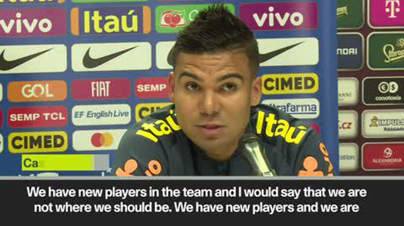 Casemiro - Brazil not where we should be
