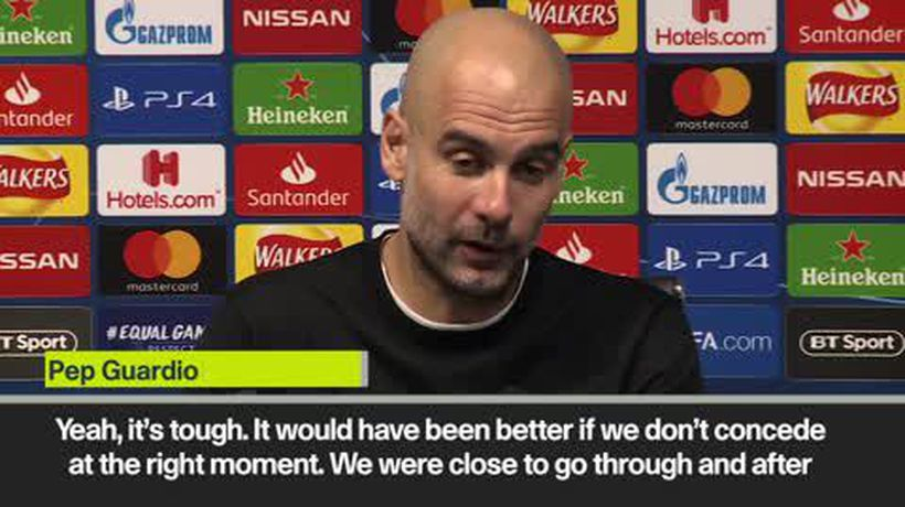 'It was a nice game for everyone' Guardiola