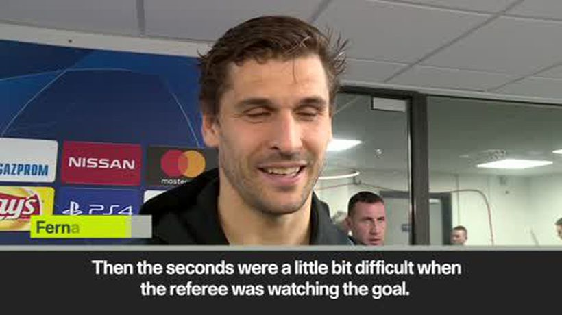 'This is our moment' Tottenham's Llorente after scoring UCL winner