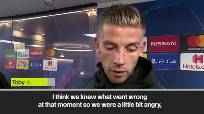'From hell to heaven' Tottenham's Alderweireld sums up epic UCL win