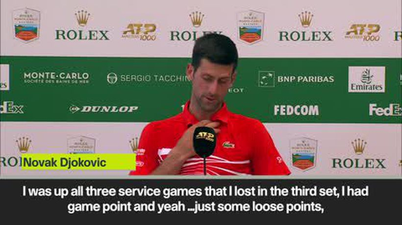 Djokovic - French Open is the goal