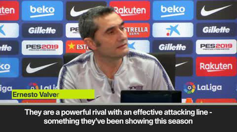 Valverde praises 'powerful' Liverpool as he looks ahead to mouthwatering UCL semi-final