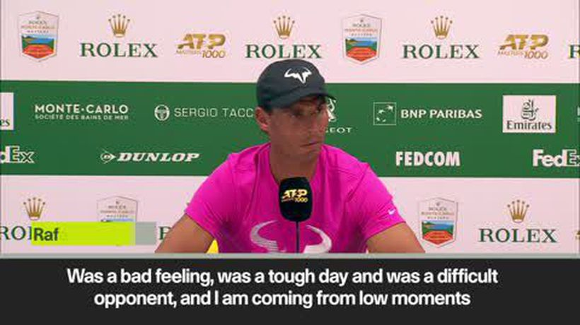 Nadal 'played one of the worst matches on clay in 14 years'