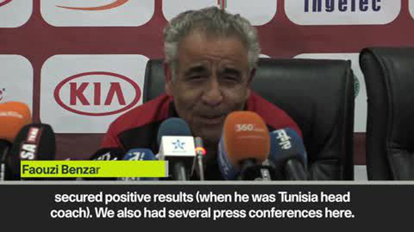 'Casablanca derby special for the fans' - Benzarti