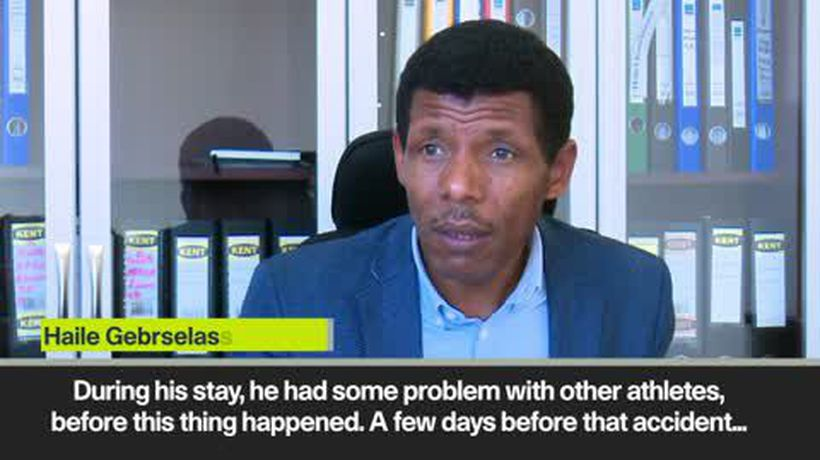 Gebrselassie alleges Farah punched and kicked husband and wife at hotel
