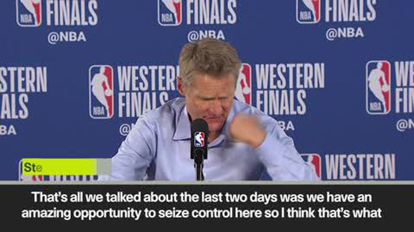 '33 pts in the 2nd half's not going to do it' Trailblazers go 3-0 down to Warriors in playoffs