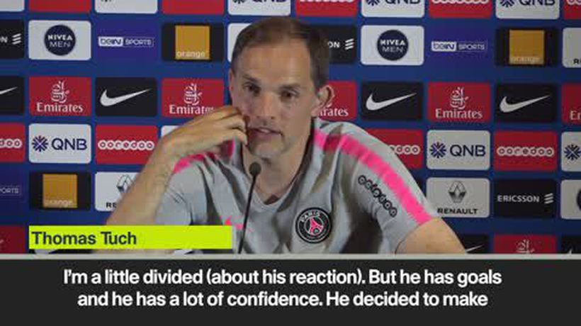 'He knows what he's doing' - Tuchel to Mbappe speech hinting at PSG exit