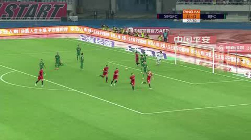 Oscar scores and Hulk gets assist as Shanghai SIPG beat Beijing Guoan