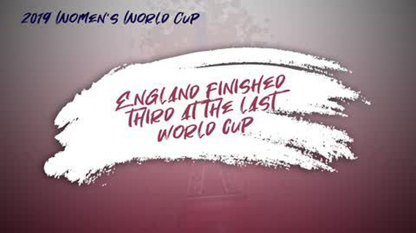 England team profile - Women's World Cup