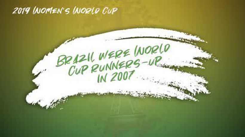 Brazil team profile - Women's World Cup