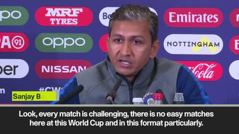 "Sanjay Bangar says ""nothing changes"" as India face New Zealand"