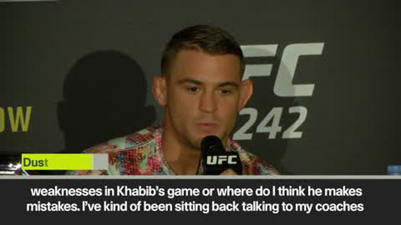 'When the cage closes ......' Khabib warns Poirier ahead of UFC showdown