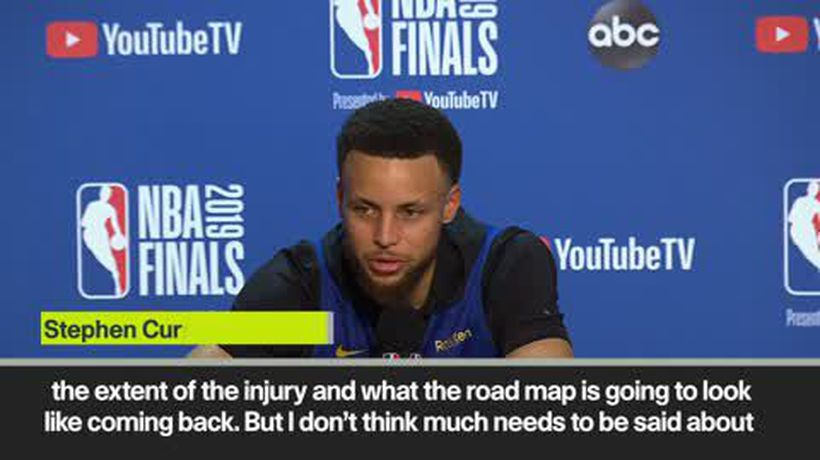 'No problem with motivation' Curry ahead of Game 6