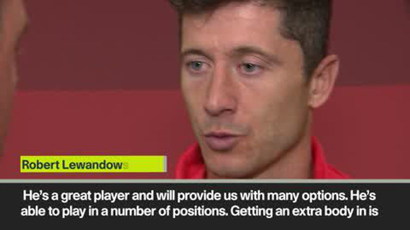 'He is a great player' – Lewandowski praises Coutinho