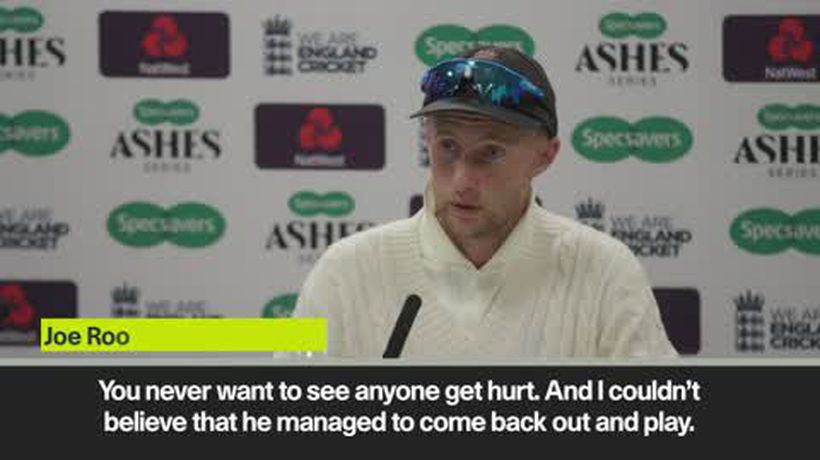 Root says Smith plan will be in place if he recovers for next Ashes Test