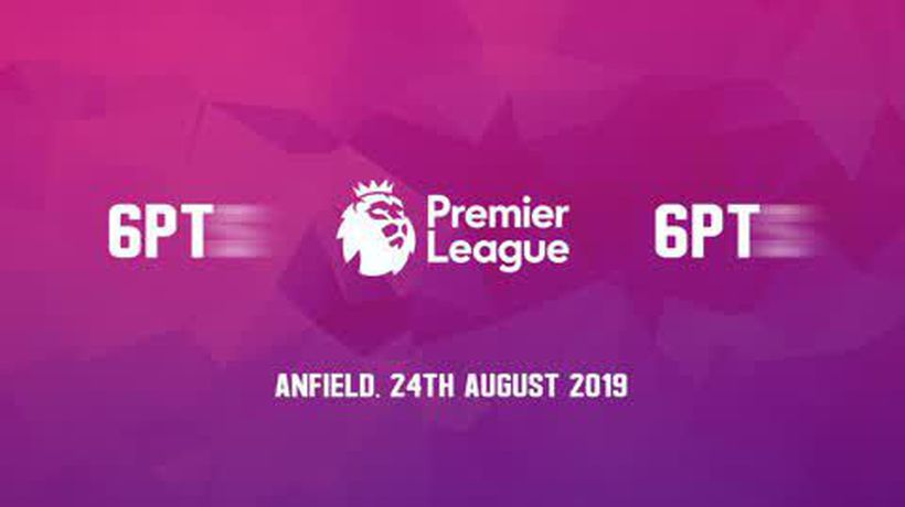 Data preview to Liverpool v Arsenal in EPL Gameweek 3