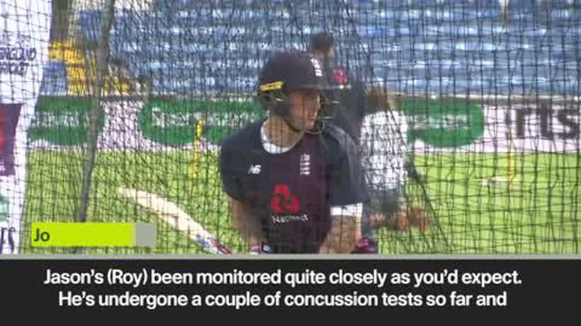 Root on Roy and Smith concussions