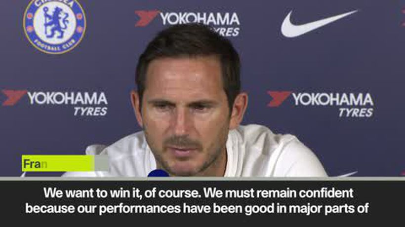'You can't disrespect any team' Lampard looks ahead to Norwich game