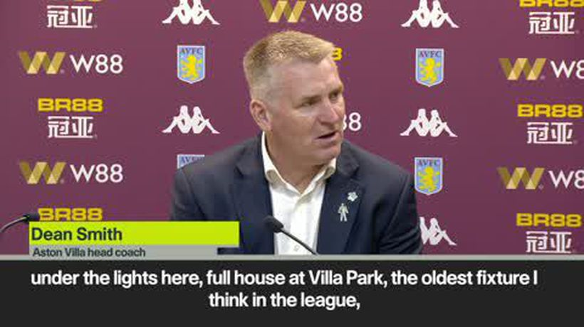 Important for Villa to get first EP win - Smith