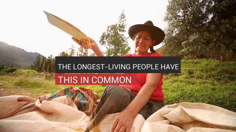 The Longest-Living People Have This In Common