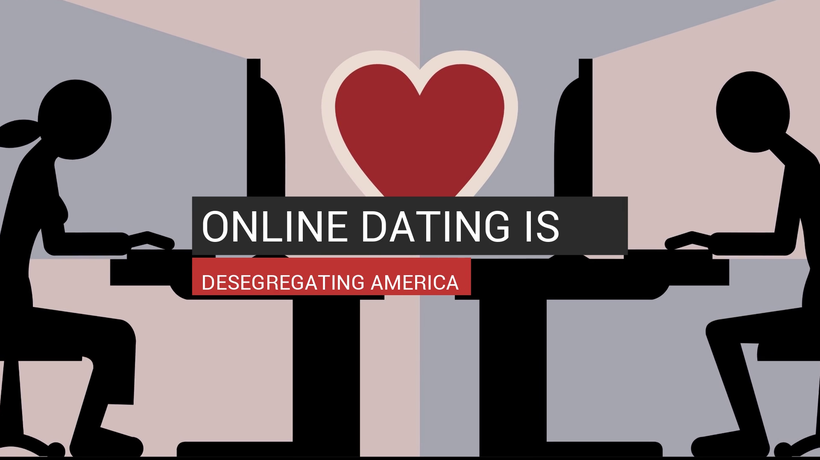 Online Dating is Desegregating America