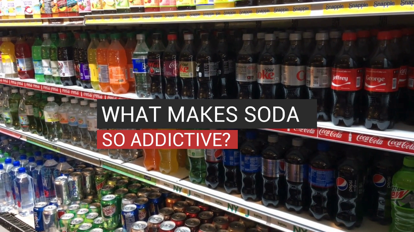 What Makes Soda So Addictive?